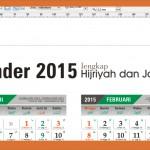 Download kalender 2015 cdr free