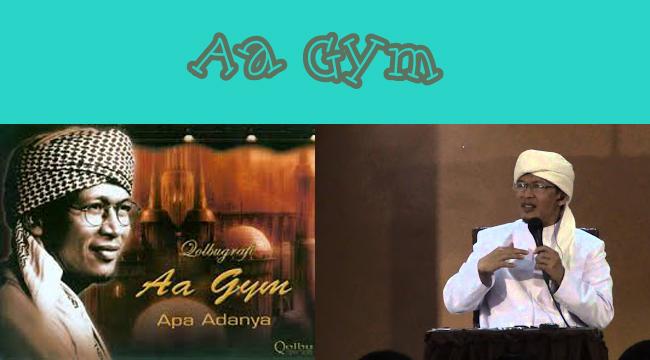 Download ceramah aa gym