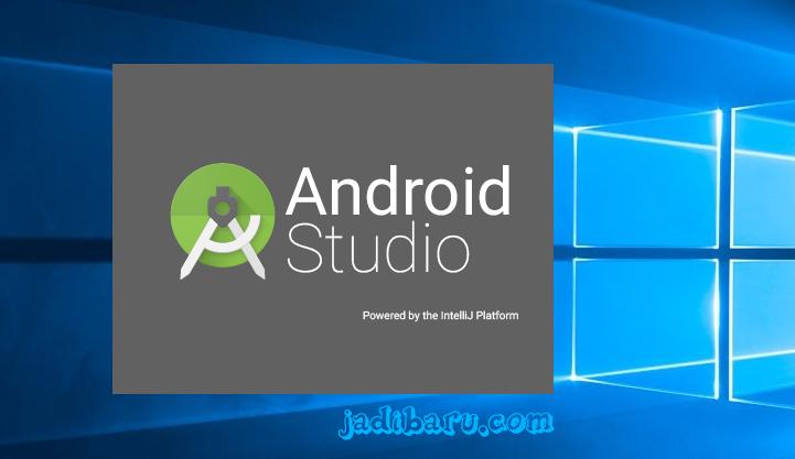install android studio dan sdk